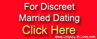 Unlucky In Love Discreet Dating For Married People